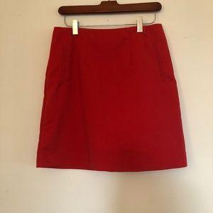Banana Republic Mini Pencil Skirt